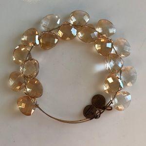 Alex and Ani Crystal Rendezvous Bracelet